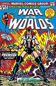 Amazing Adventures (1970-1976) No.18