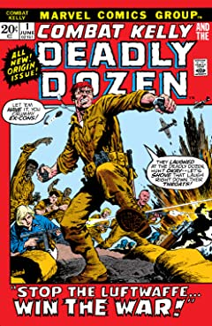 Combat Kelly & The Dirty Dozen (1972-1973) #1