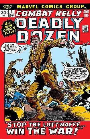 Combat Kelly & The Dirty Dozen (1972-1973) #1