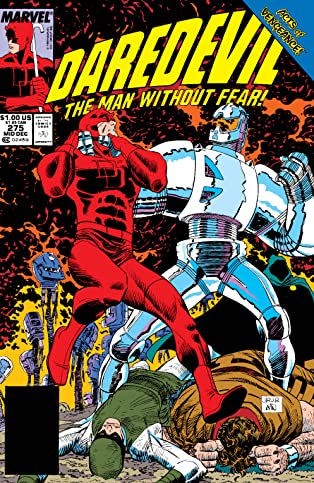 Daredevil (1964-1998) #275