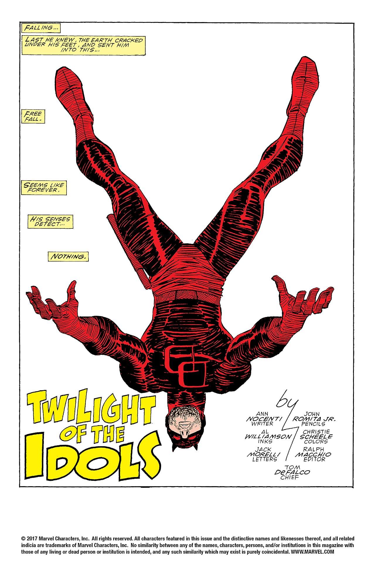Daredevil (1964-1998) #280