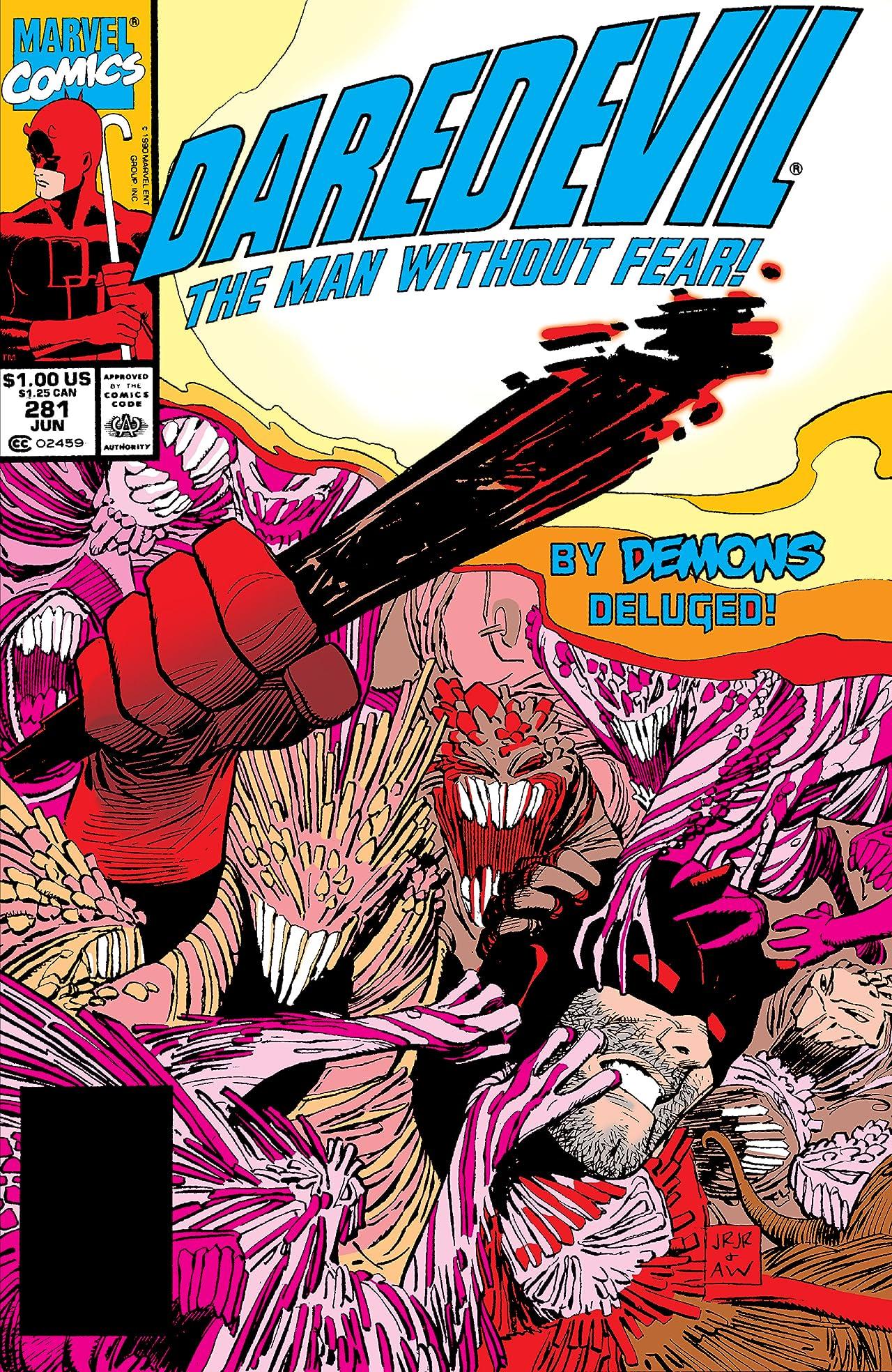 Daredevil (1964-1998) #281