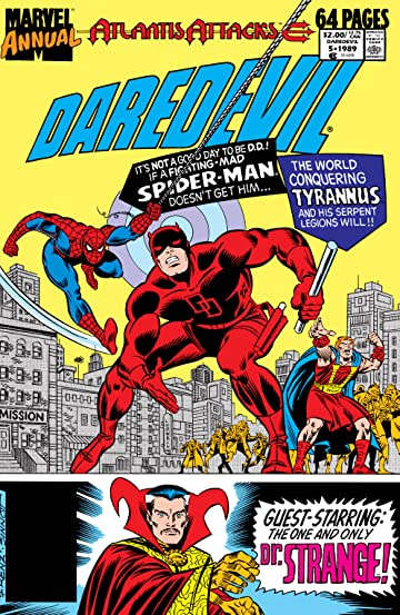 Daredevil (1964-1998) Annual #5