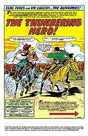 Gunhawks (1972-1973) #1