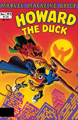 Howard The Duck Magazine (1979-1981) #8