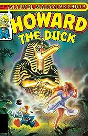 Howard The Duck Magazine (1979-1981) #9