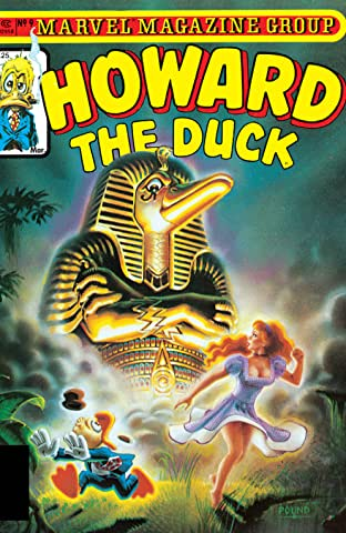 Howard The Duck Magazine (1979-1981) #9