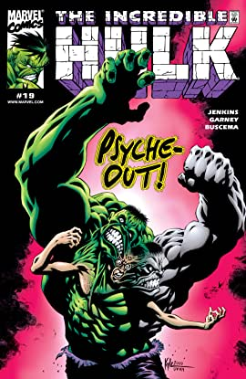 Incredible Hulk (1999-2007) #19