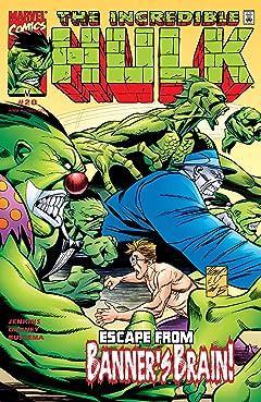 Incredible Hulk (1999-2007) #20