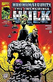 Incredible Hulk (1999-2007) #21