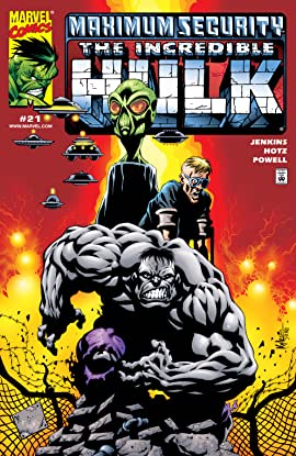 Incredible Hulk (1999-2007) #21