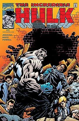 Incredible Hulk (1999-2007) #22