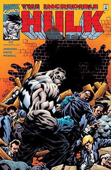 Incredible Hulk (1999-2007) #22