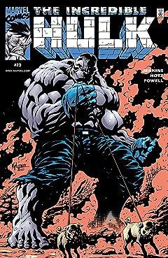 Incredible Hulk (1999-2007) #23
