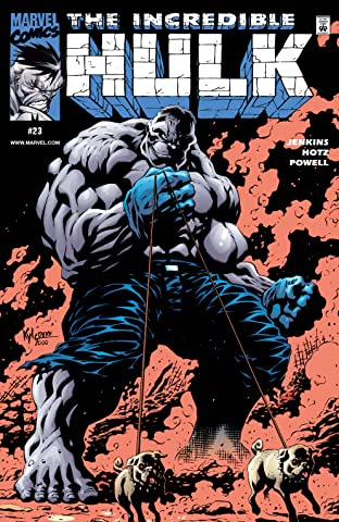 Incredible Hulk (1999-2007) #23