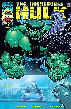 Incredible Hulk (1999-2007) #24