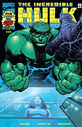 Incredible Hulk (1999-2007) #24