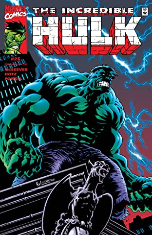 Incredible Hulk (1999-2007) #26