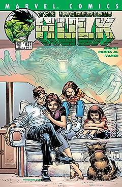 Incredible Hulk (1999-2007) #27