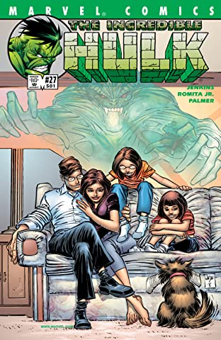 Incredible Hulk (1999-2007) #27