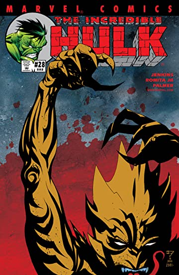 Incredible Hulk (1999-2007) #28