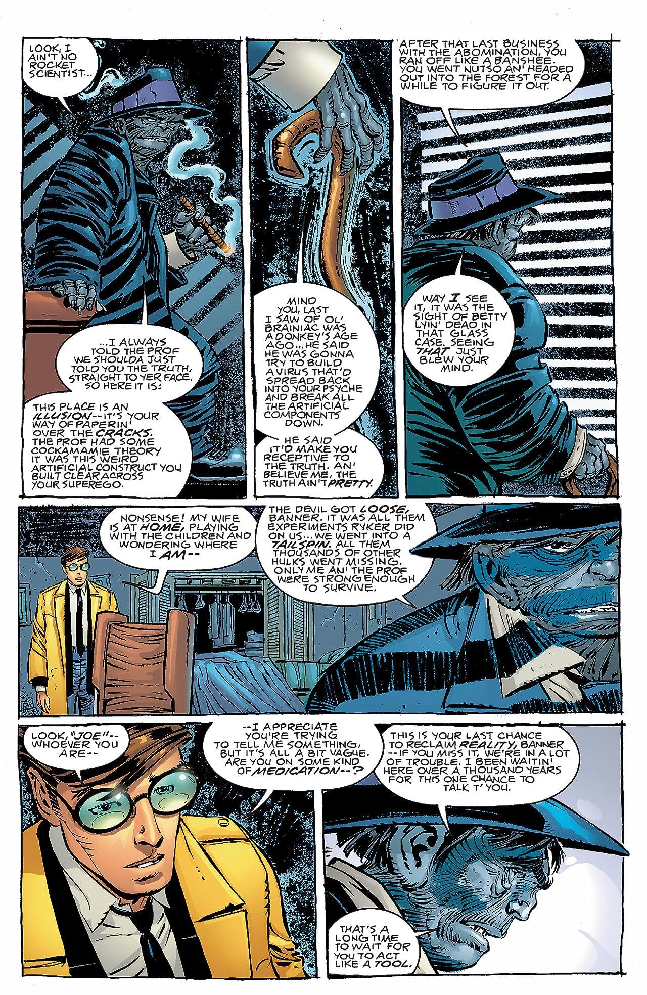 Incredible Hulk (1999-2007) #28