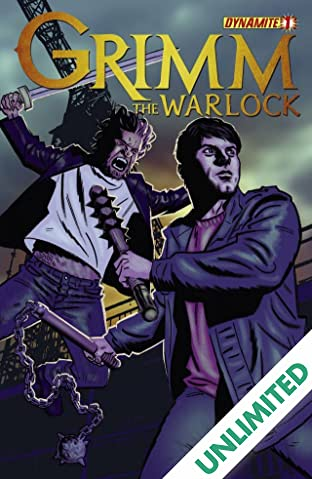 Grimm: The Warlock #1 (of 4): Digital Exclusive Edition