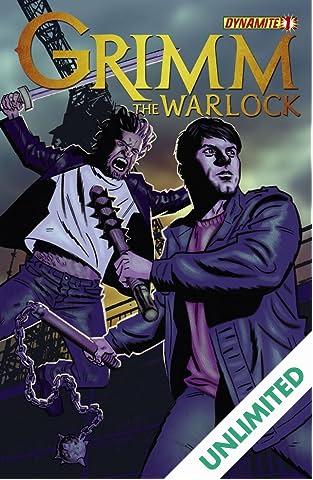 Grimm: The Warlock #1 (of 4): Digital Exclusive Edition