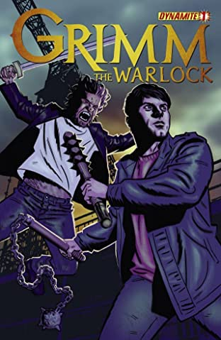 Grimm: The Warlock No.1 (sur 4): Digital Exclusive Edition