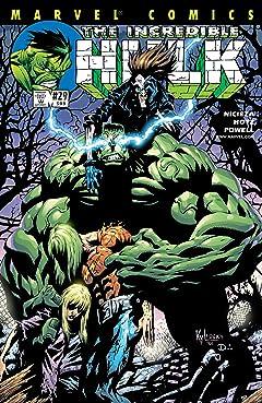 Incredible Hulk (1999-2007) #29