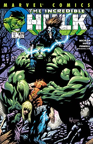 Incredible Hulk (1999-2007) #29