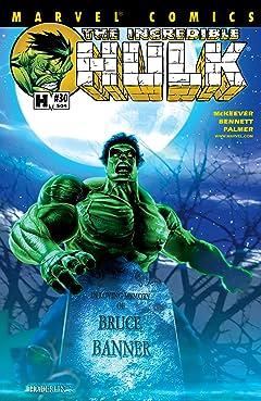 Incredible Hulk (1999-2007) #30