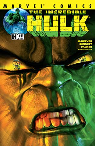 Incredible Hulk (1999-2007) #31