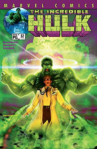 Incredible Hulk (1999-2007) #32