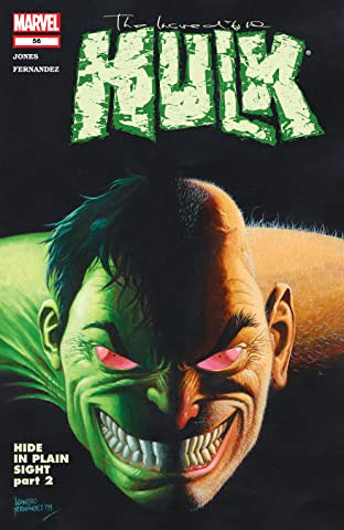 Incredible Hulk (1999-2007) #56