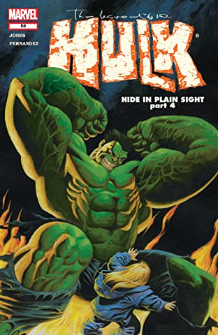 Incredible Hulk (1999-2007) #58