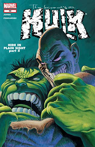 Incredible Hulk (1999-2007) #59