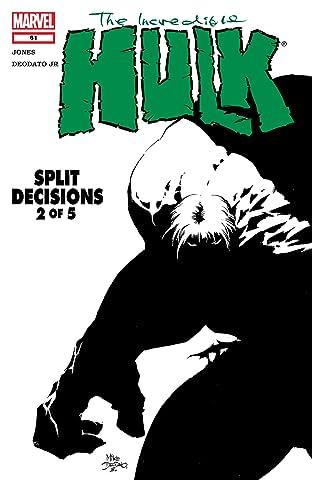 Incredible Hulk (1999-2007) #61