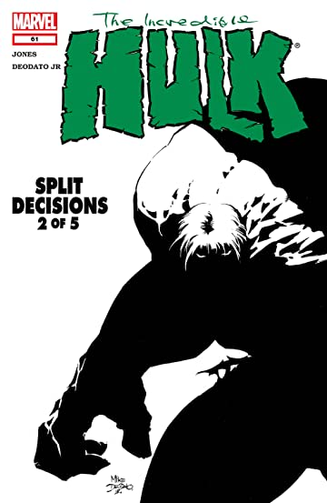 Incredible Hulk (1999-2007) #61