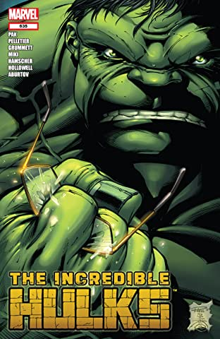 Incredible Hulks (2009-2011) #635
