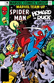 Marvel Team-Up (1972-1985) #96