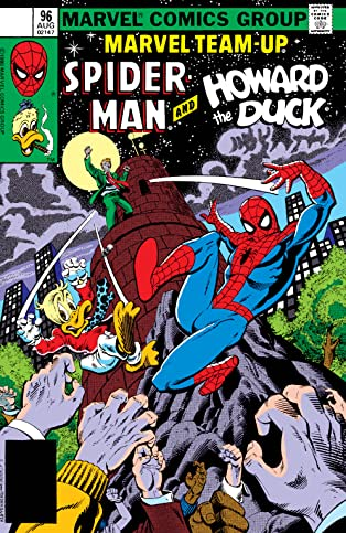 Marvel Team-Up (1972-1985) #96