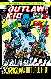 Outlaw Kid (1970-1975) #10
