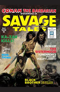 Savage Tales (1971-1975) #1