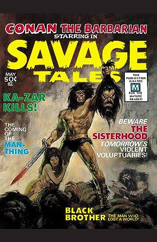 Savage Tales (1971-1975) No.1