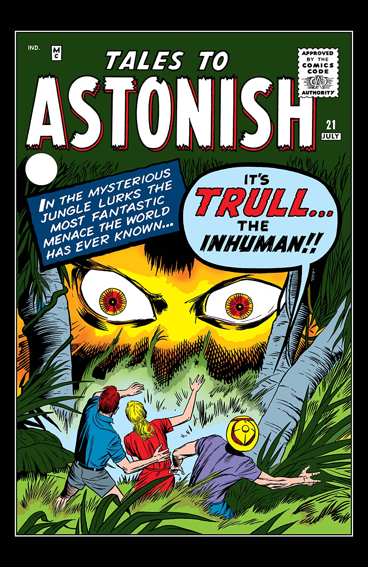 Tales to Astonish (1959-1968) #21