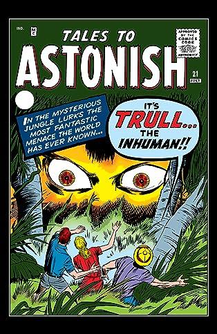 Tales to Astonish (1959-1968) #21