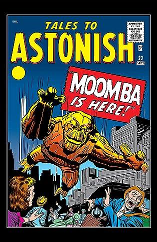 Tales to Astonish (1959-1968) #23