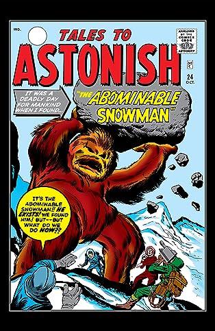 Tales to Astonish (1959-1968) #24