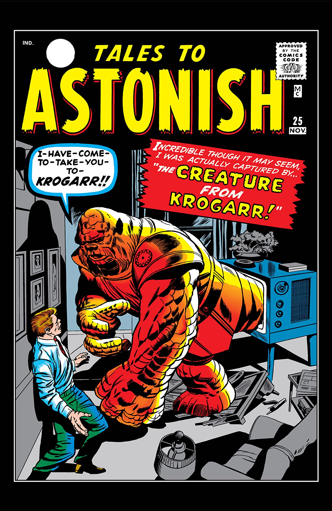 Tales to Astonish (1959-1968) #25